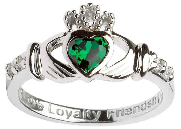 Where Does The Claddagh Ring Come From How Do You Wear A Claddagh