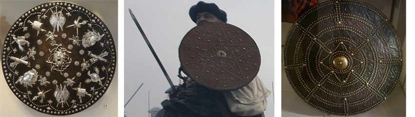 Scottish Weapons – The Targe